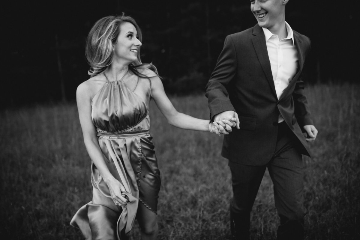 Themed Charlotte engagement Photos 88