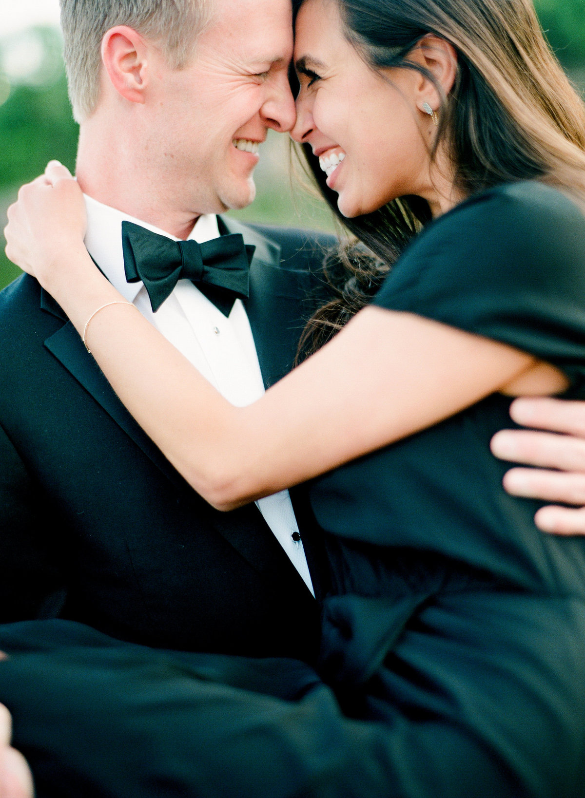 Black Tie Minneapolis Engagement Session