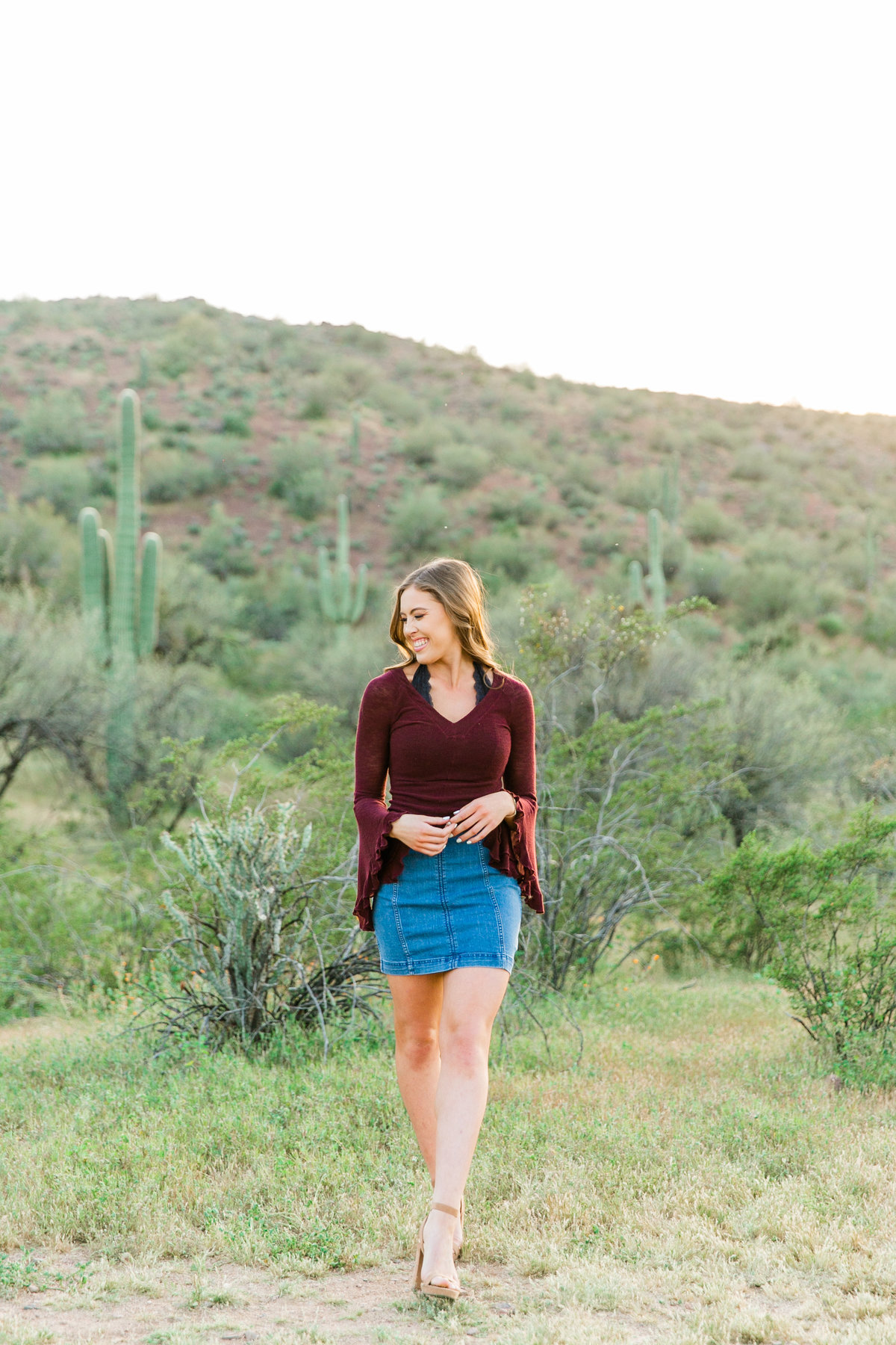 Karlie Colleen Photography - Alex Arizona Senior Portraits-279