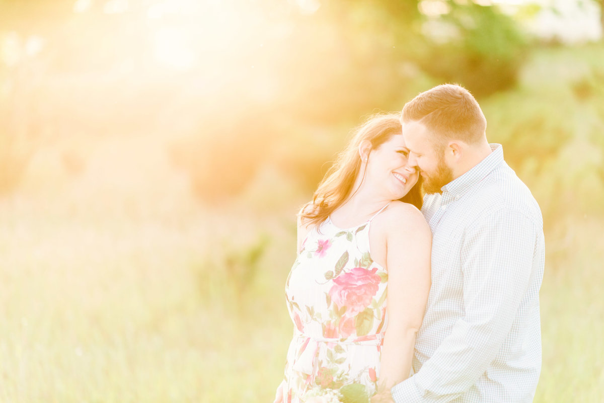 summer engagement wedding photography in glen arbor michigan