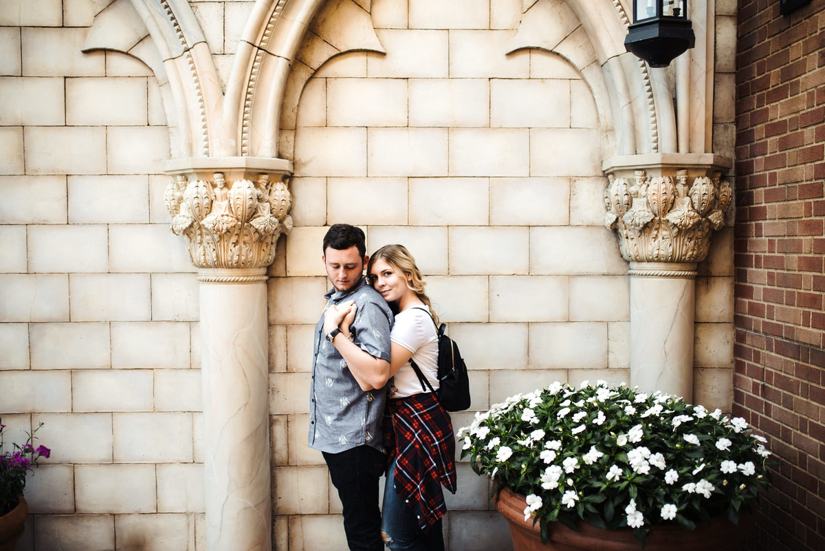 Ally & Brett's Disney Engagement Session (129 of 243)