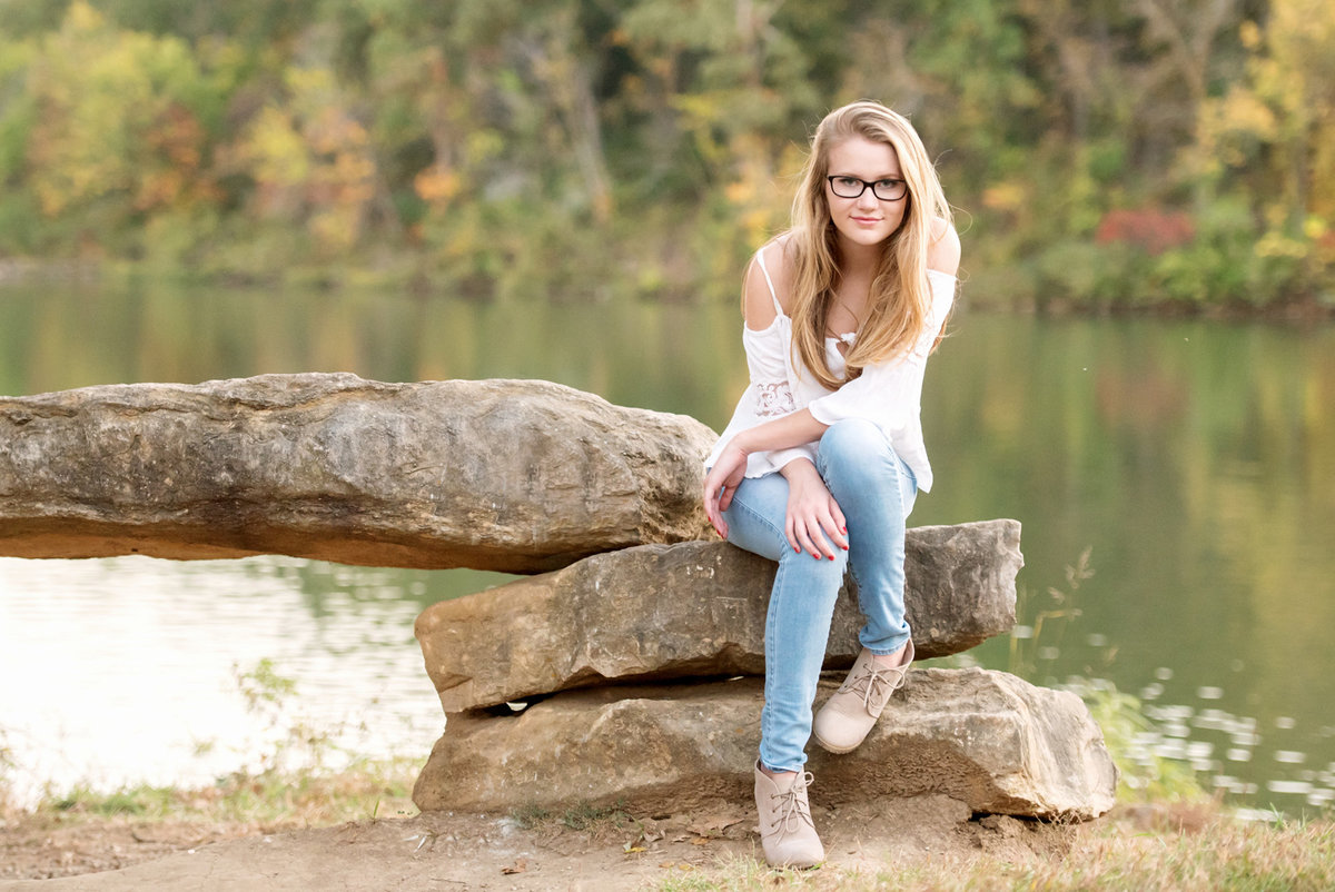 senior picture photographer kansas city