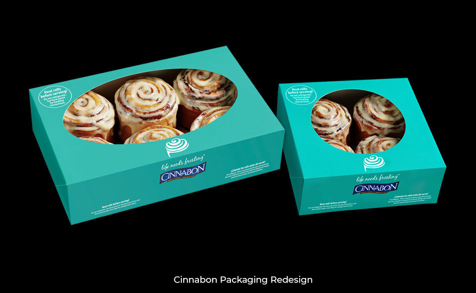 Cinnavon Packaging