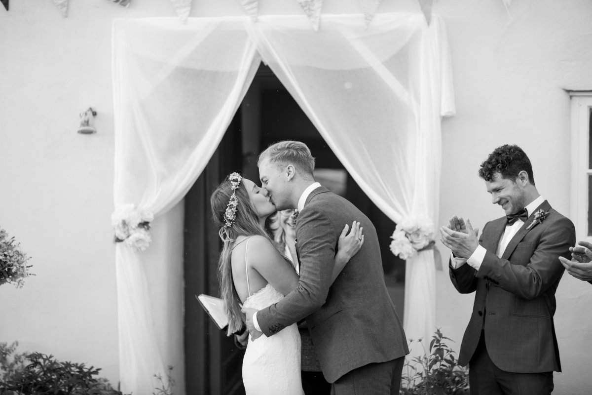 wedding photographer in axminster devon