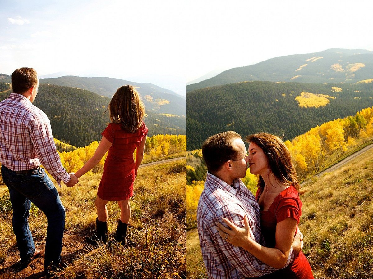 Vail Colorado Engagement Session0053
