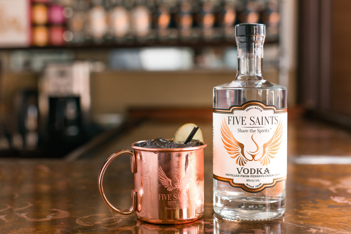Five Saints Distilling Product Shots (0062