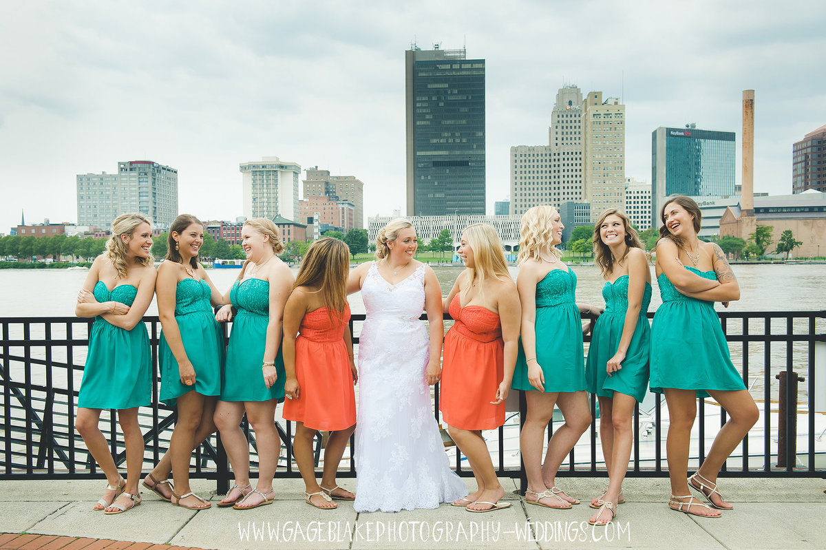 Findlay Wedding Photographer - Toledo Wedding Photographer - Findlay Wedding Photographers
