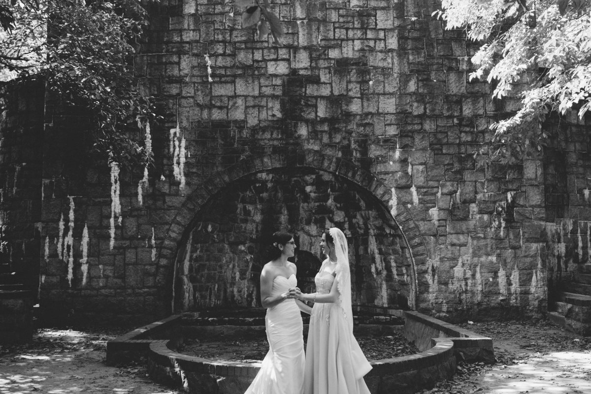Same Sex Wedding Photographer in Atlanta