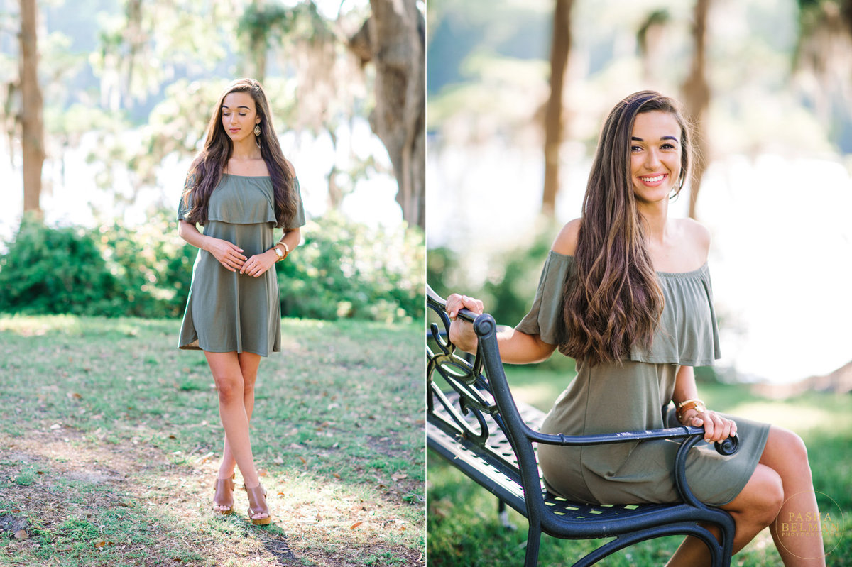 Columbia, SC High School Senior Portrait Photography - Top Senior Photographers in South Carolina