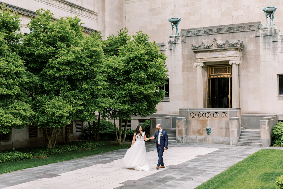 Tiffaney Childs Photography-Florida Wedding Photographer-Christina + Alek-Cincinnati Art Museum-34