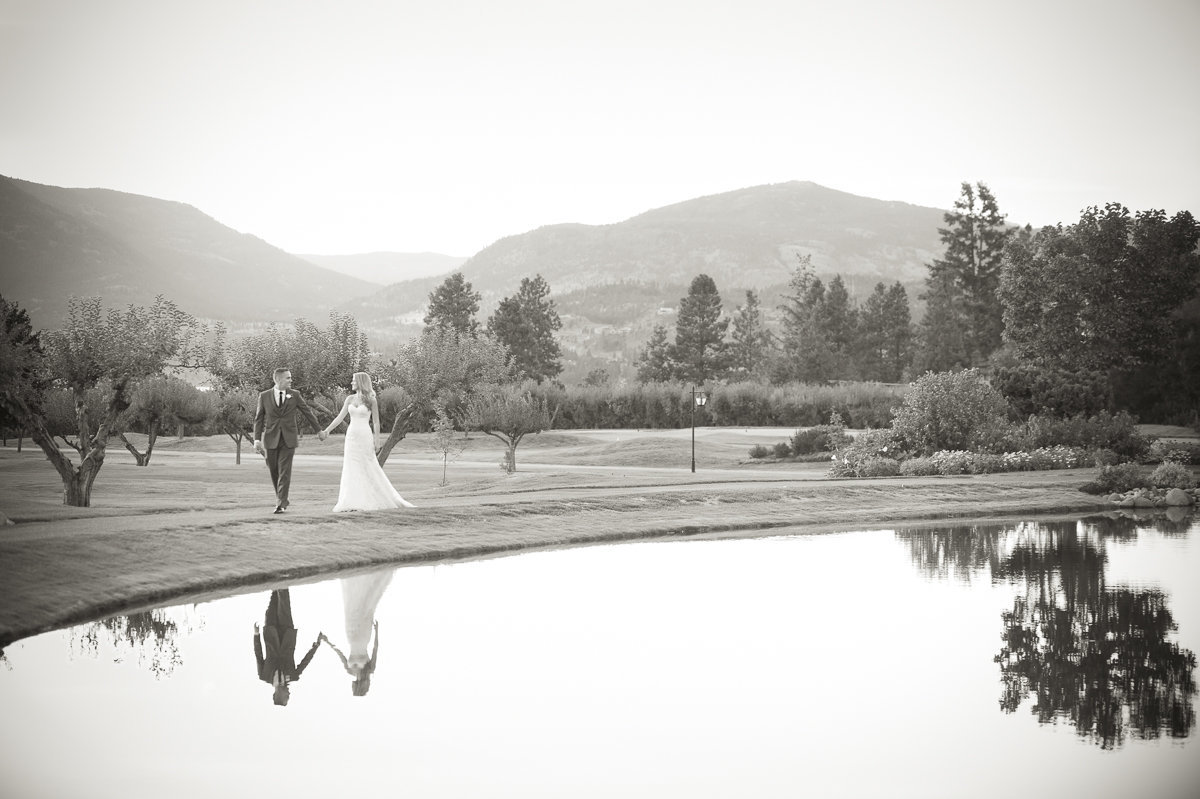 Harvest golf club kelowna wedding photography