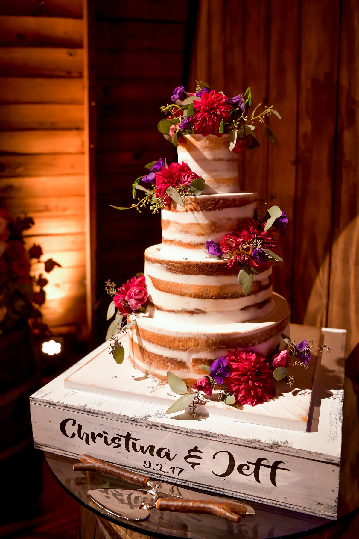 Perona Farms Barn NJ Wedding Planner12