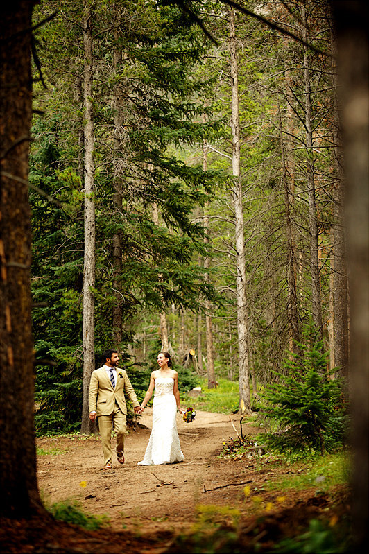 aspen lodge resort wedding