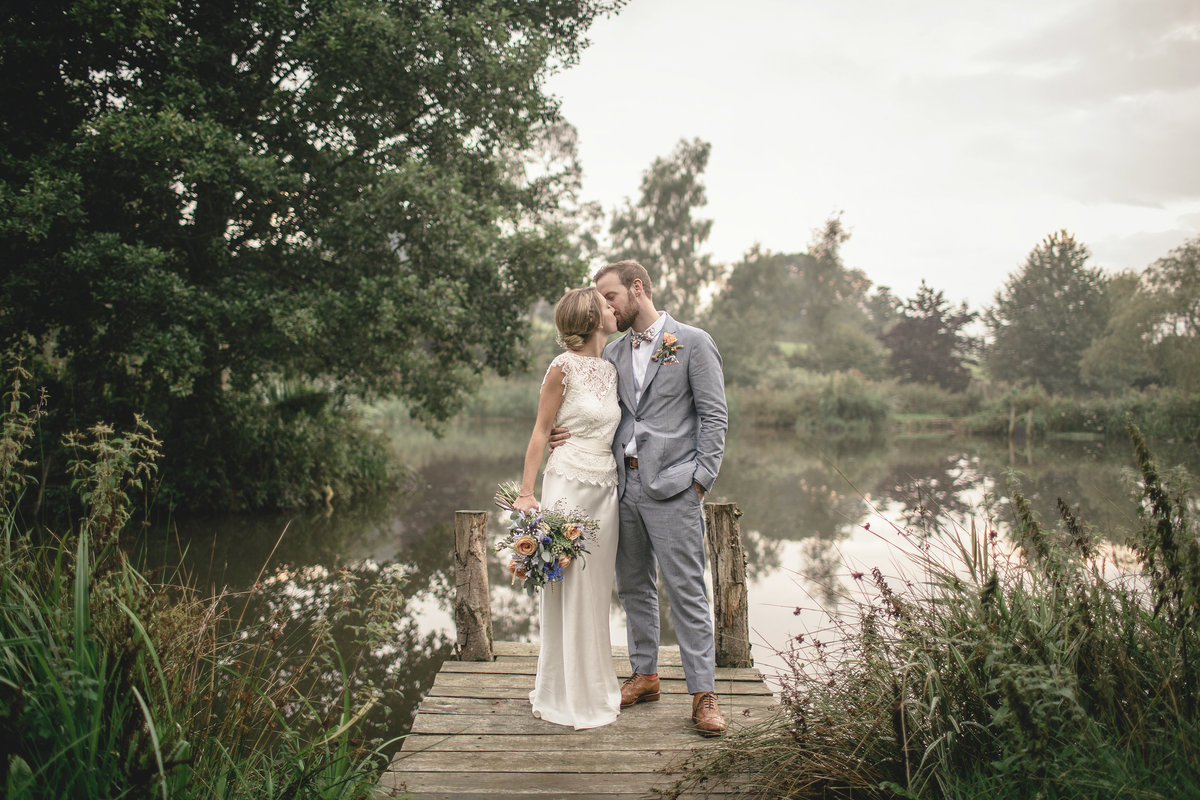 LAKESIDE TRILL FARM WEDDING