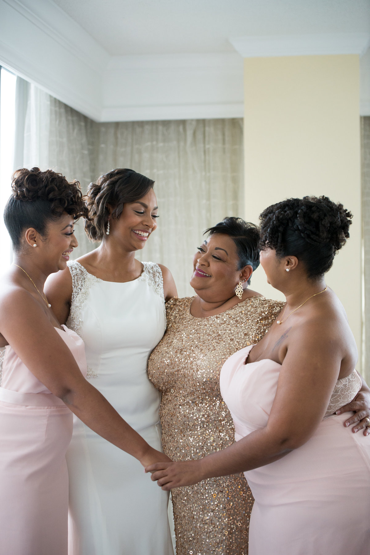 NFL Miami Dolphins Brandon Radcliff ShaKyra Radcliff Briza on the Bay Wedding Andrea Arostegui Photography-65