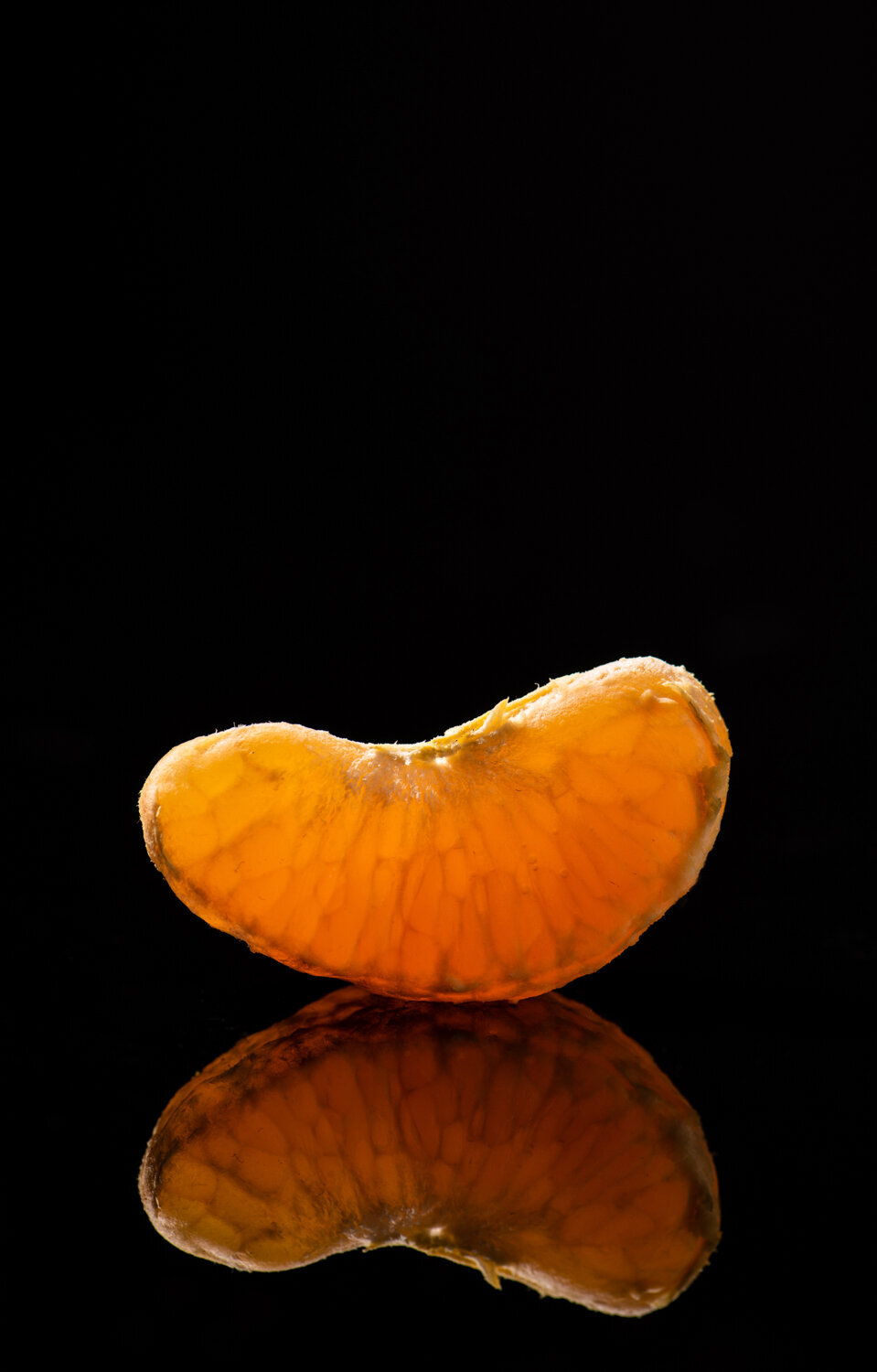 slice of tangerine