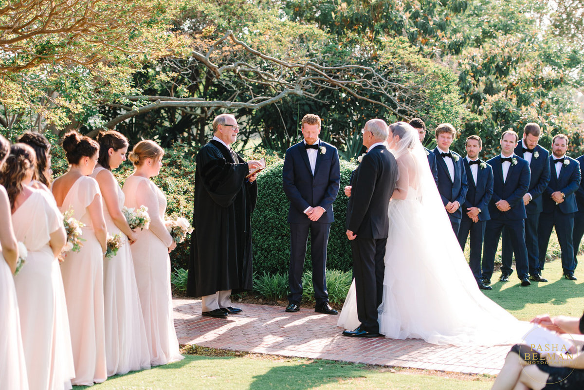 A Super-Stylish Wedding at Pine Lakes Country Club in Myrtle Beach by Pasha Belman Photographer-23