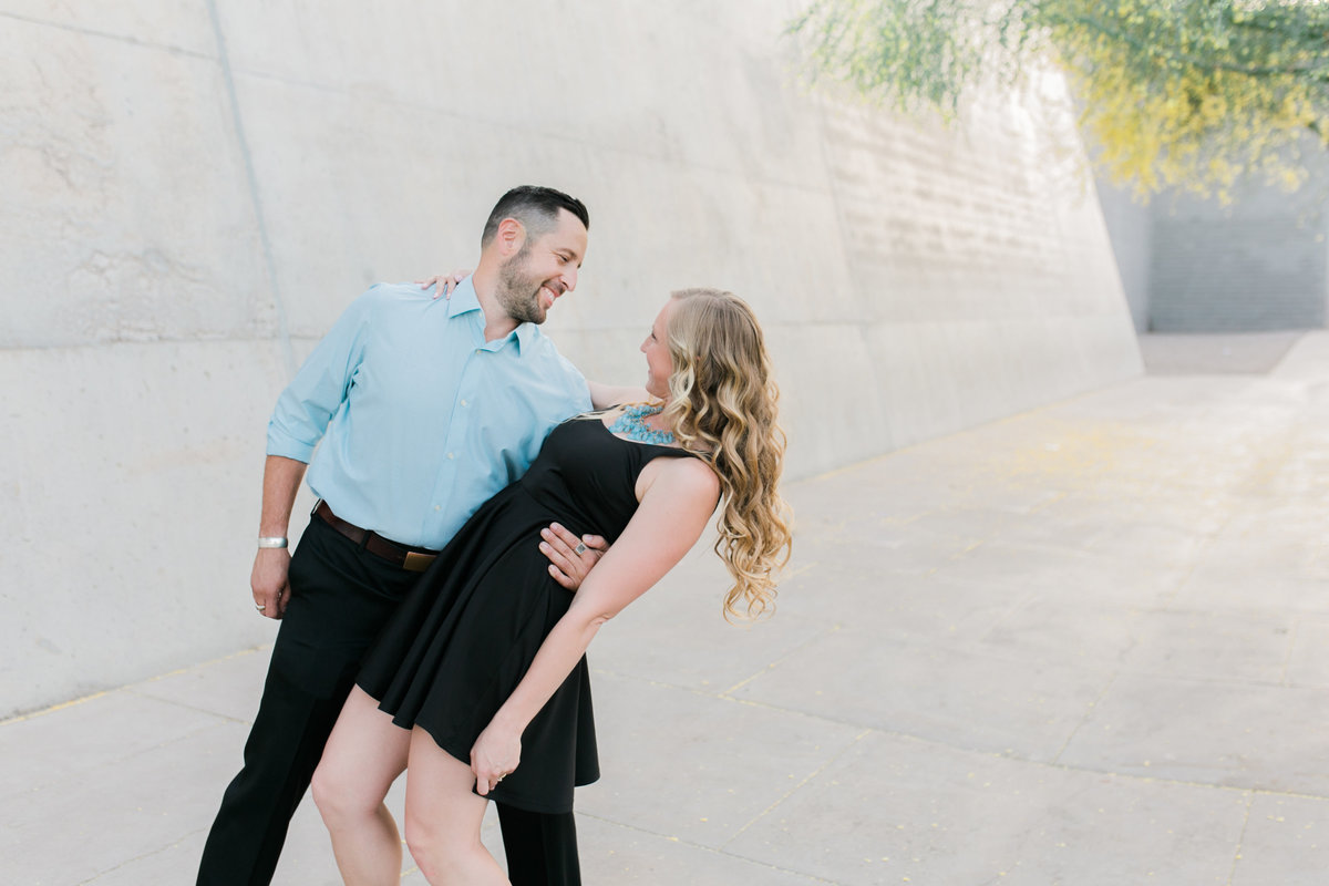 Karlie Colleen Photography - Liz & Lorenzo & Engagement Session-138