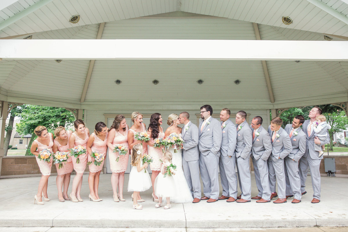 Green Bay Wedding by Michelle Kujawski Photography