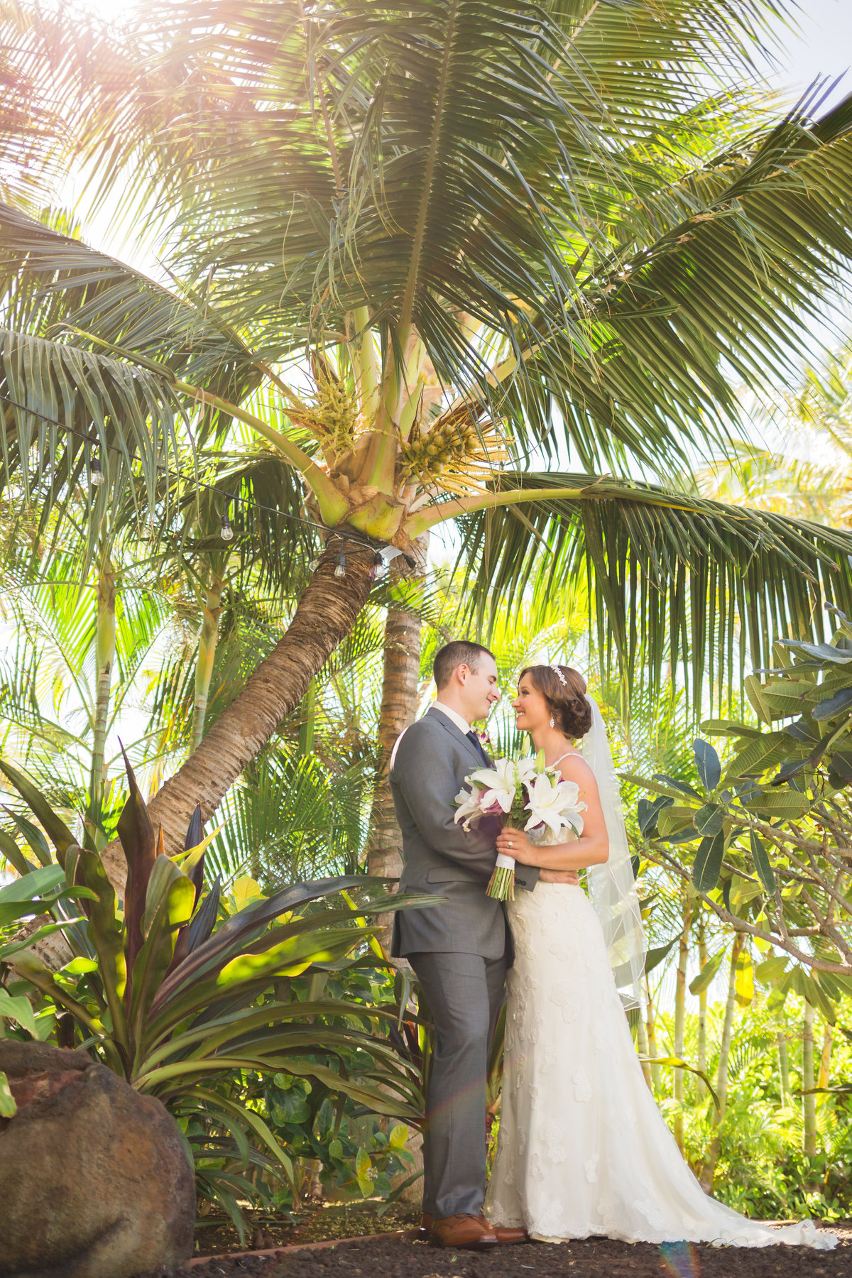 getting married in Maui, Hawaii