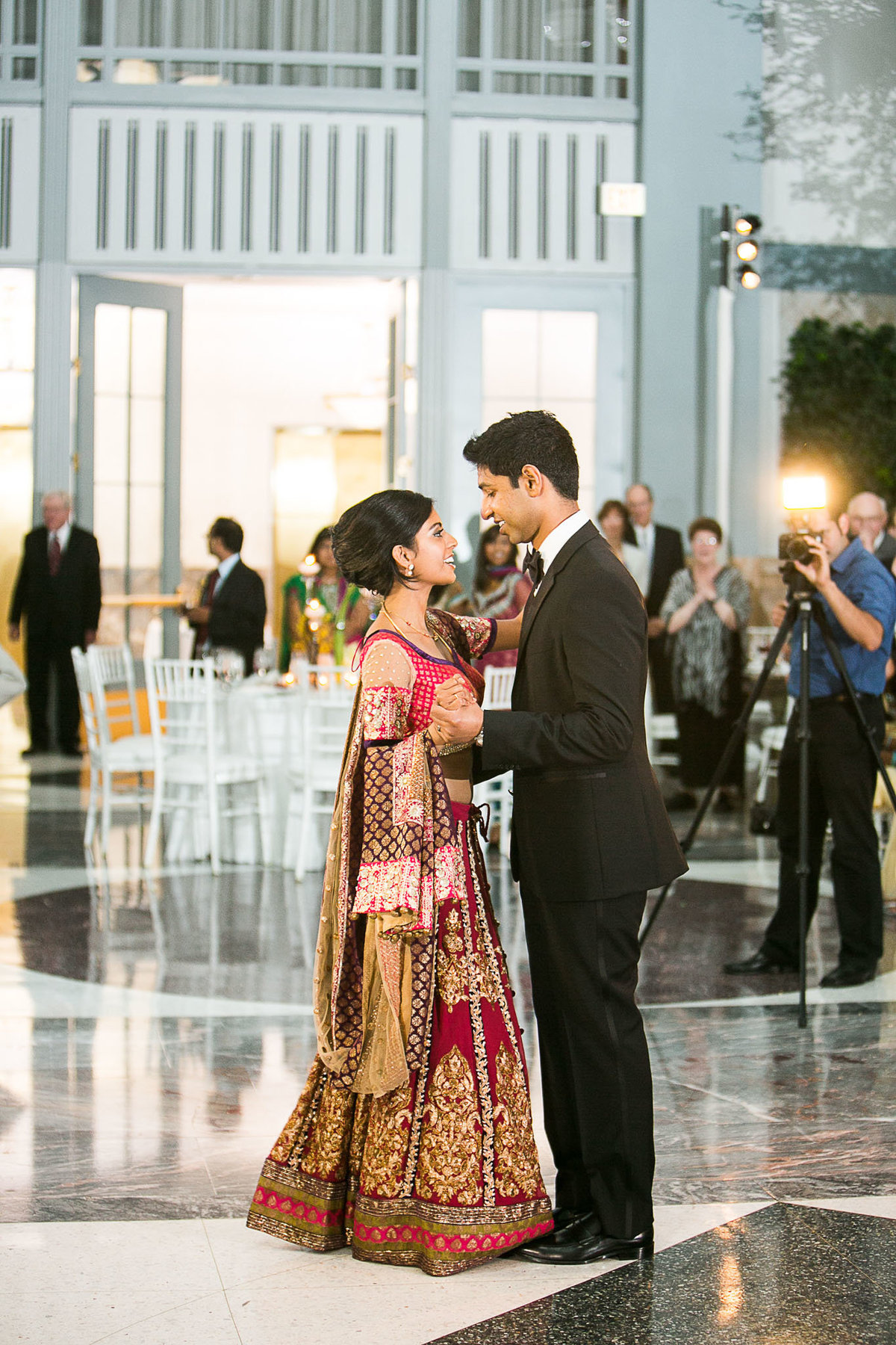 Harold-Washington-Library-South-Asian-Wedding-133