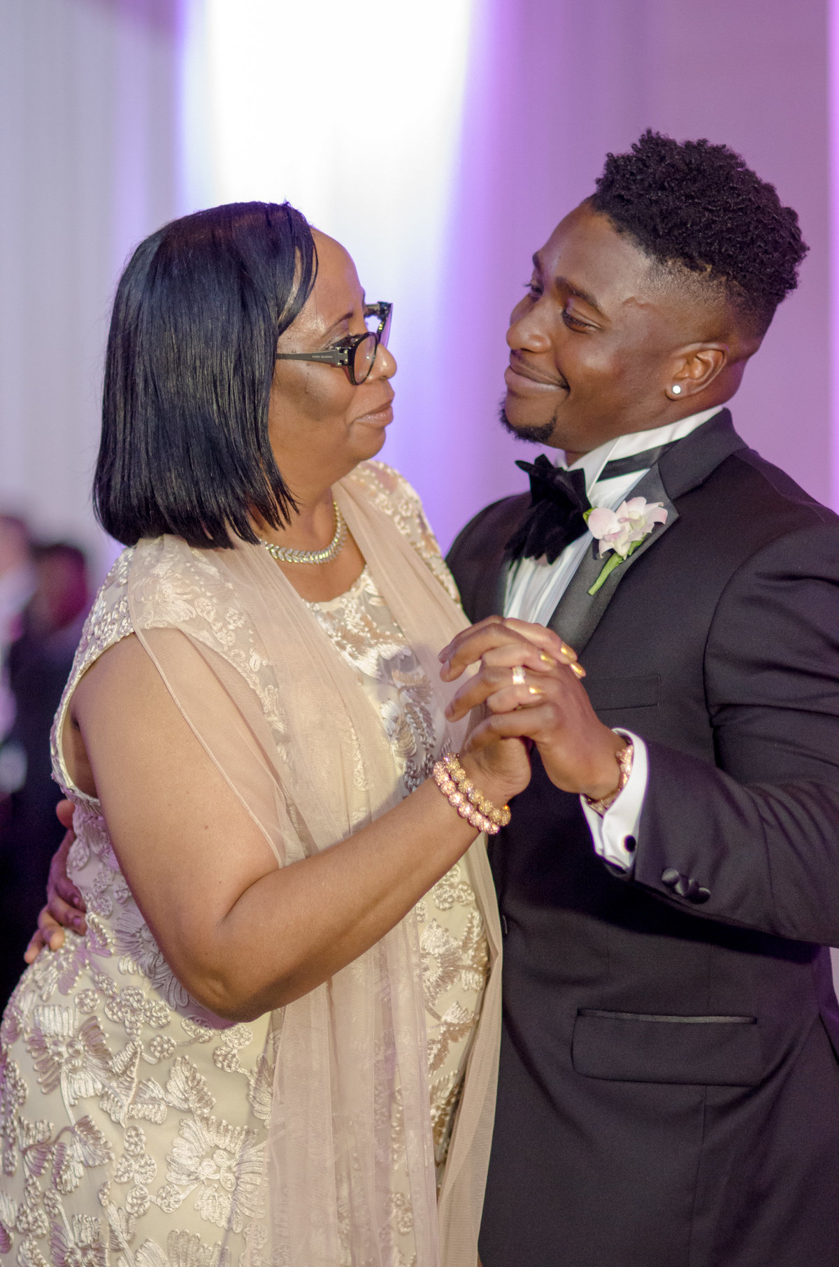 NFL Miami Dolphins Brandon Radcliff ShaKyra Radcliff Briza on the Bay Wedding Andrea Arostegui Photography-252