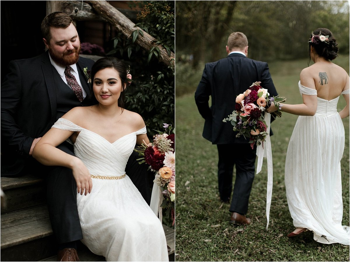 Morgan Franklin Creative Nashville TN Wedding Photographer