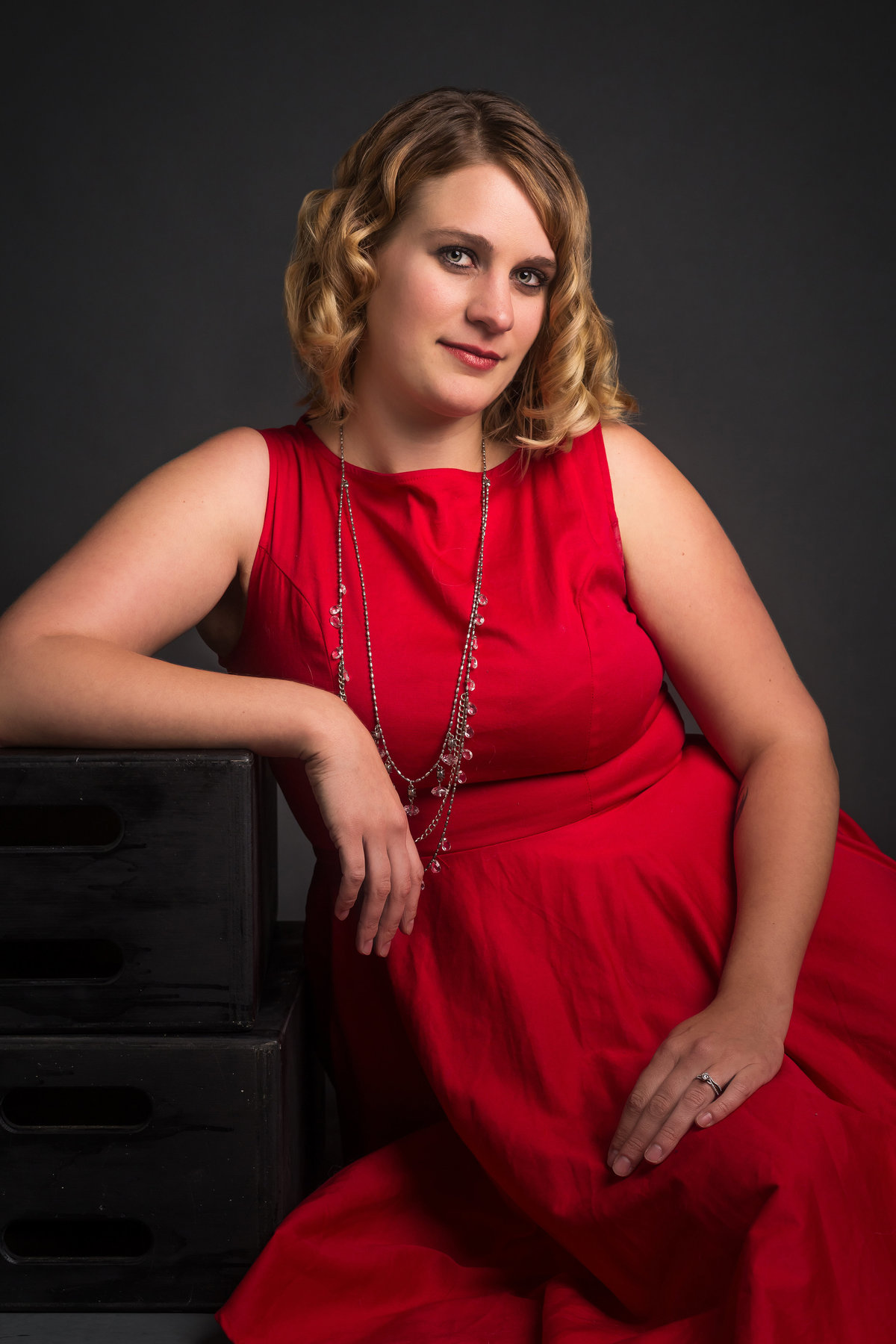 Modern Beauty and Glamour Portraits. Kansas City, Lee's Summit, Studio Photography,