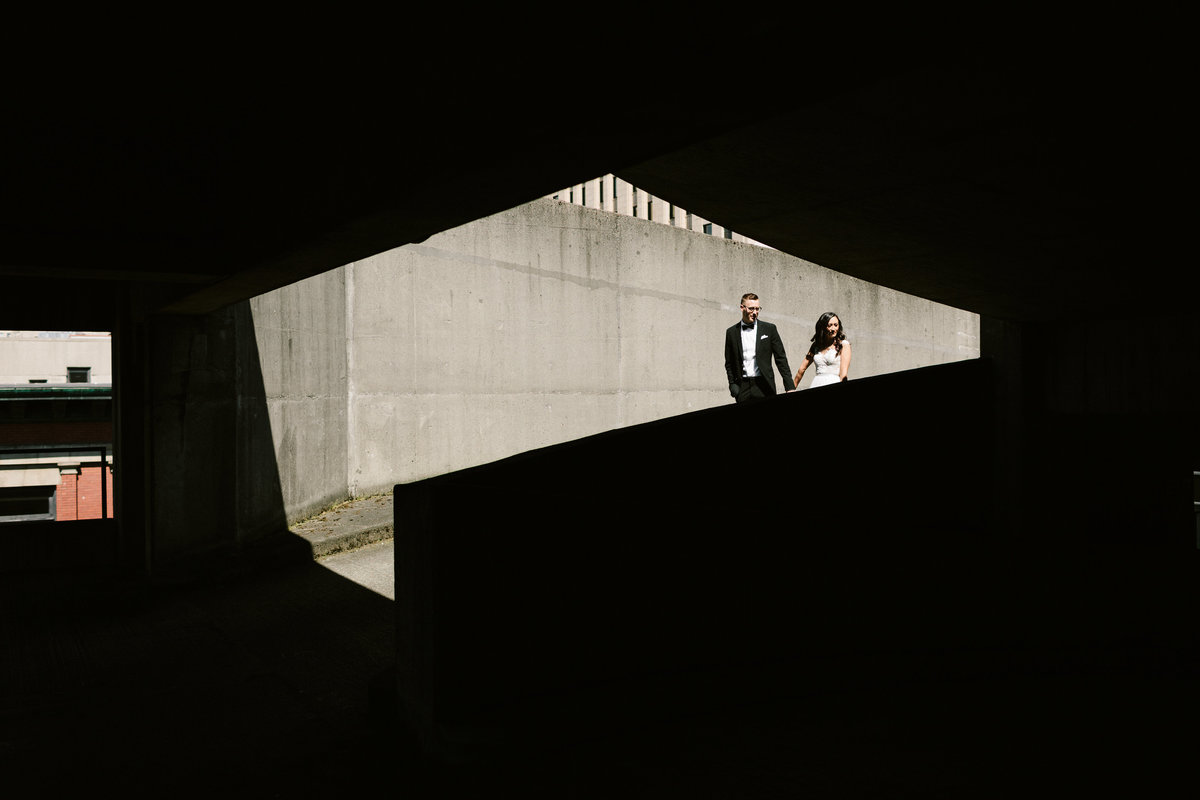 city elopement