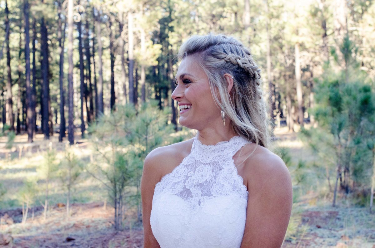 Lindsi Rian Photography Flagstaff Arizona Lava Tube Elopement Wedding Styled Shoot-30