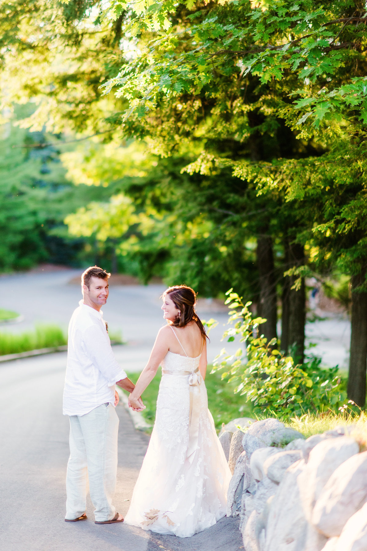 homestead resort wedding photographers northern michigan