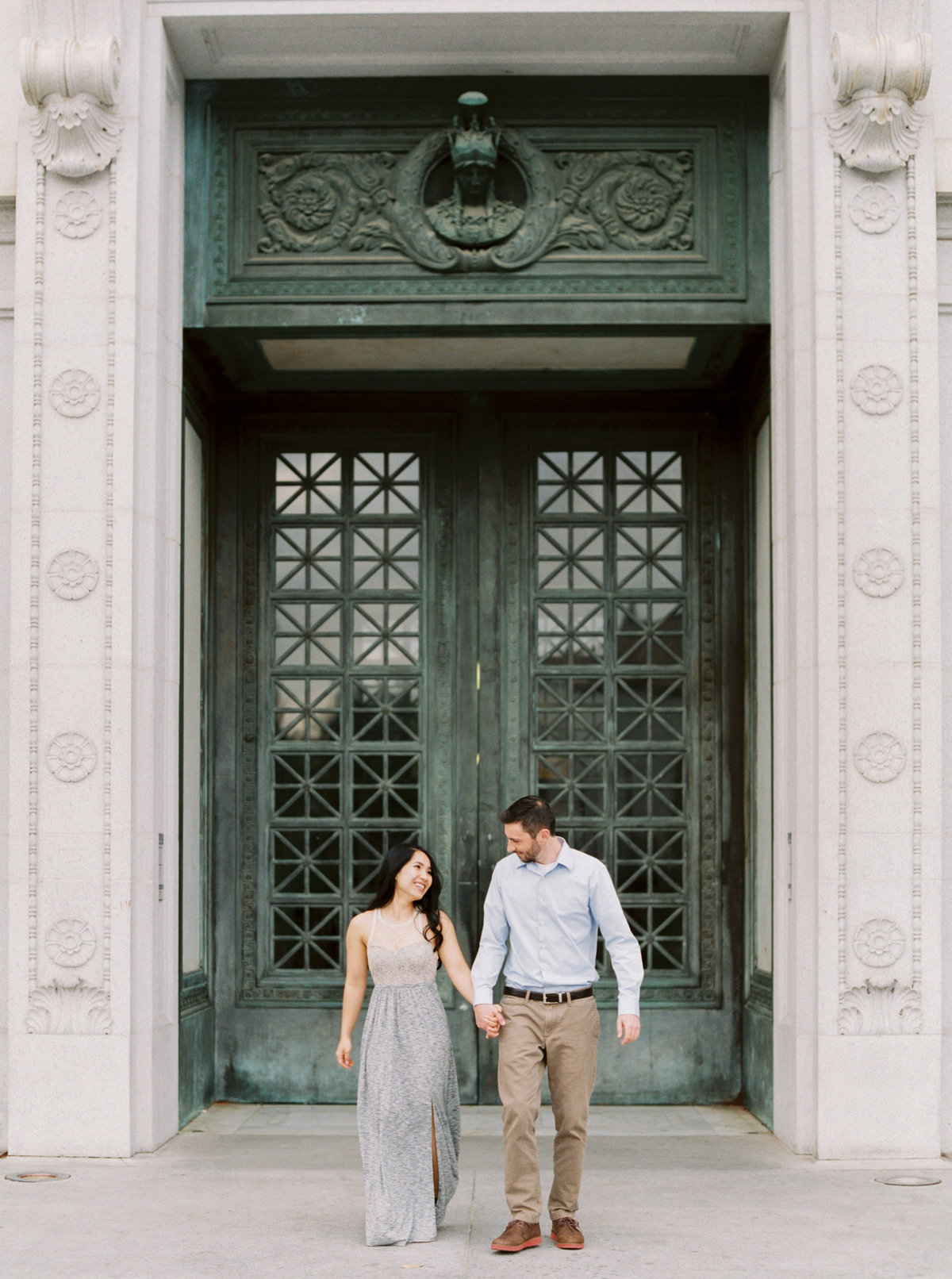Loan + Scott University of California Berkeley Campus Engagement Session 0072