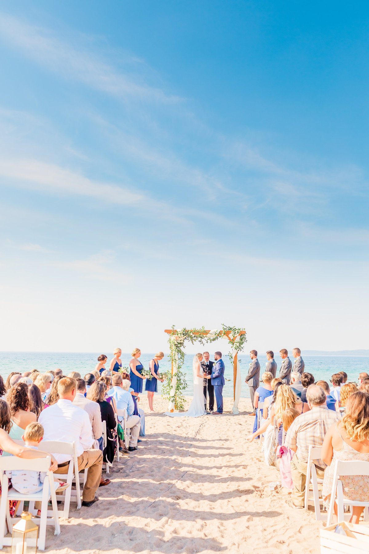 northern michigan wedding photography
