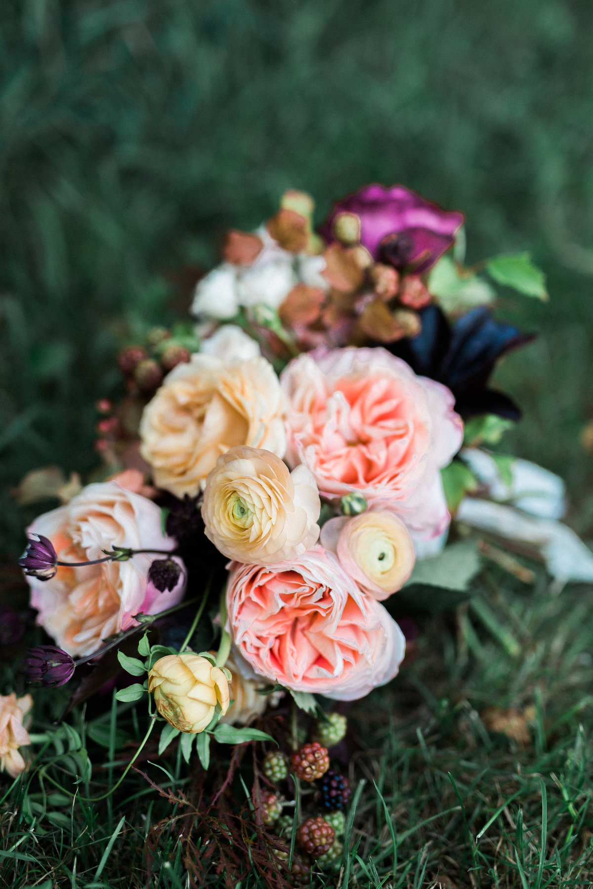 Toronto Wedding Florist - Lush Florals and Destiny Dawn Photography