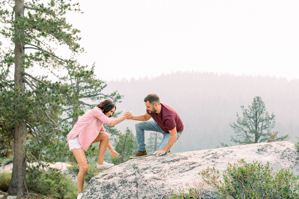 yosemite engagement session4
