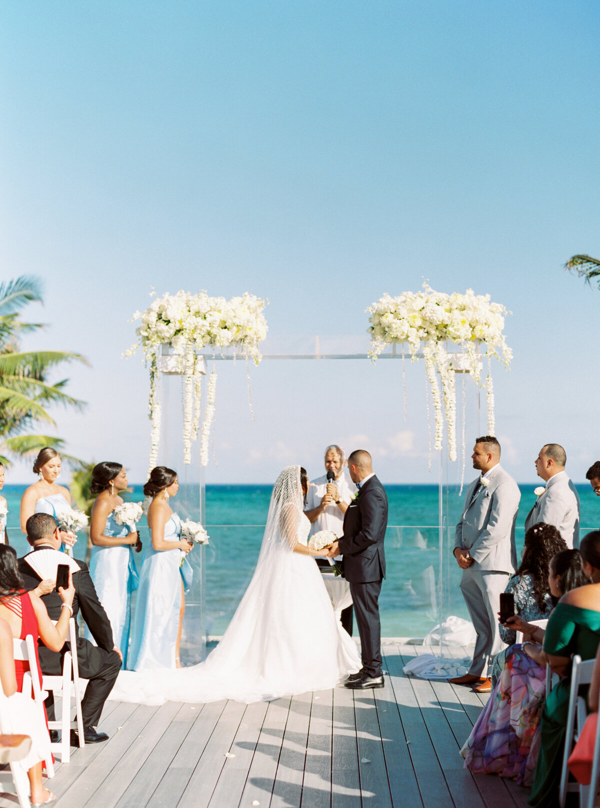 Tiffaney Childs Photography-Florida Wedding Photographer-Stephanie + Juan-Dreams Tulum Wedding-1
