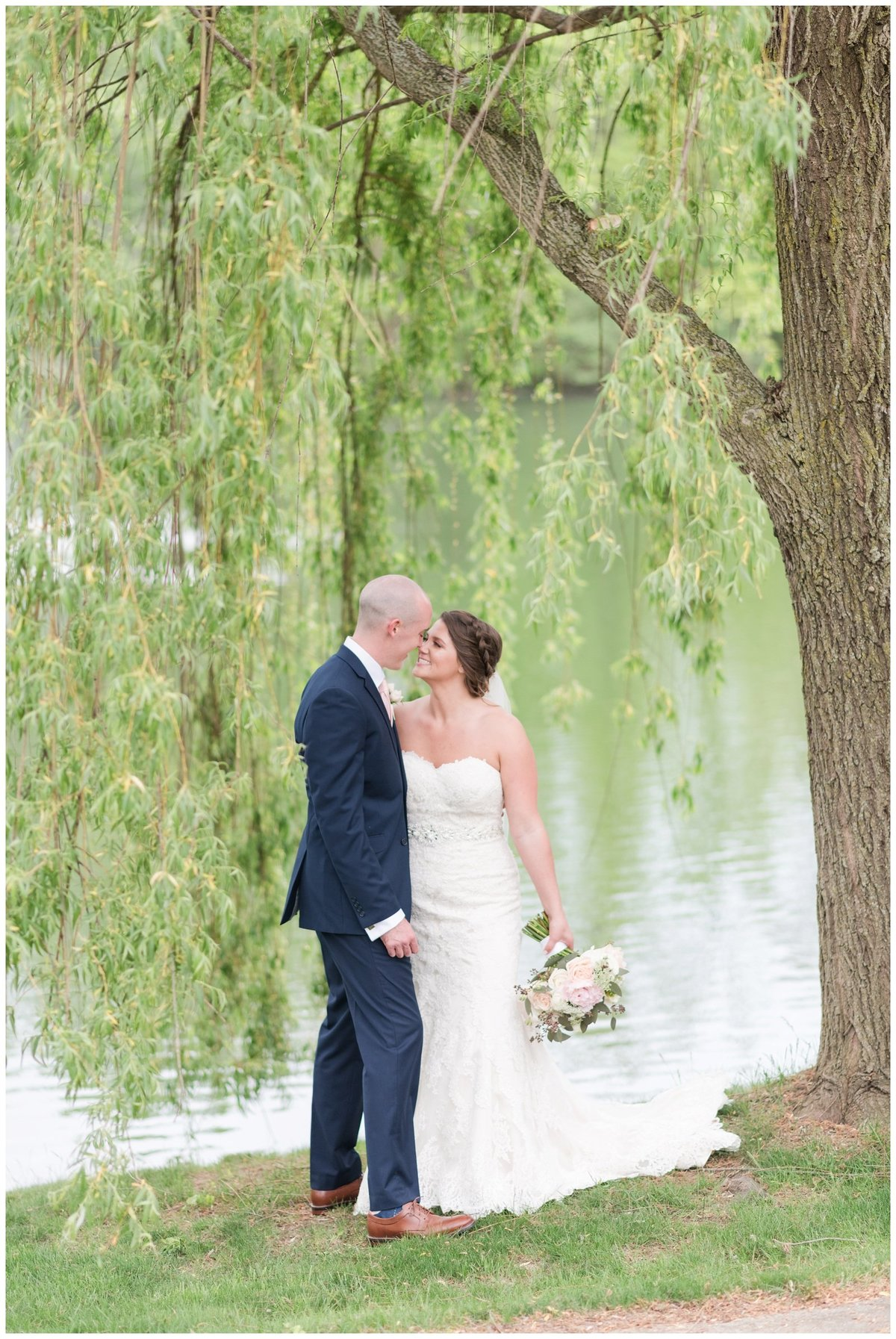 columbus ohio wedding photos brookside golf and country club outdoor wedding_0055