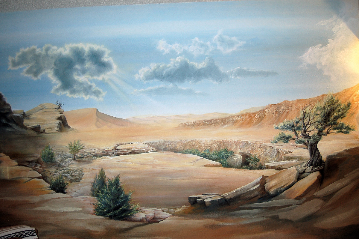 Home for Mural joe painting