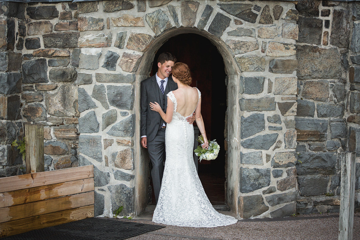 Lake George Boathouse Wedding