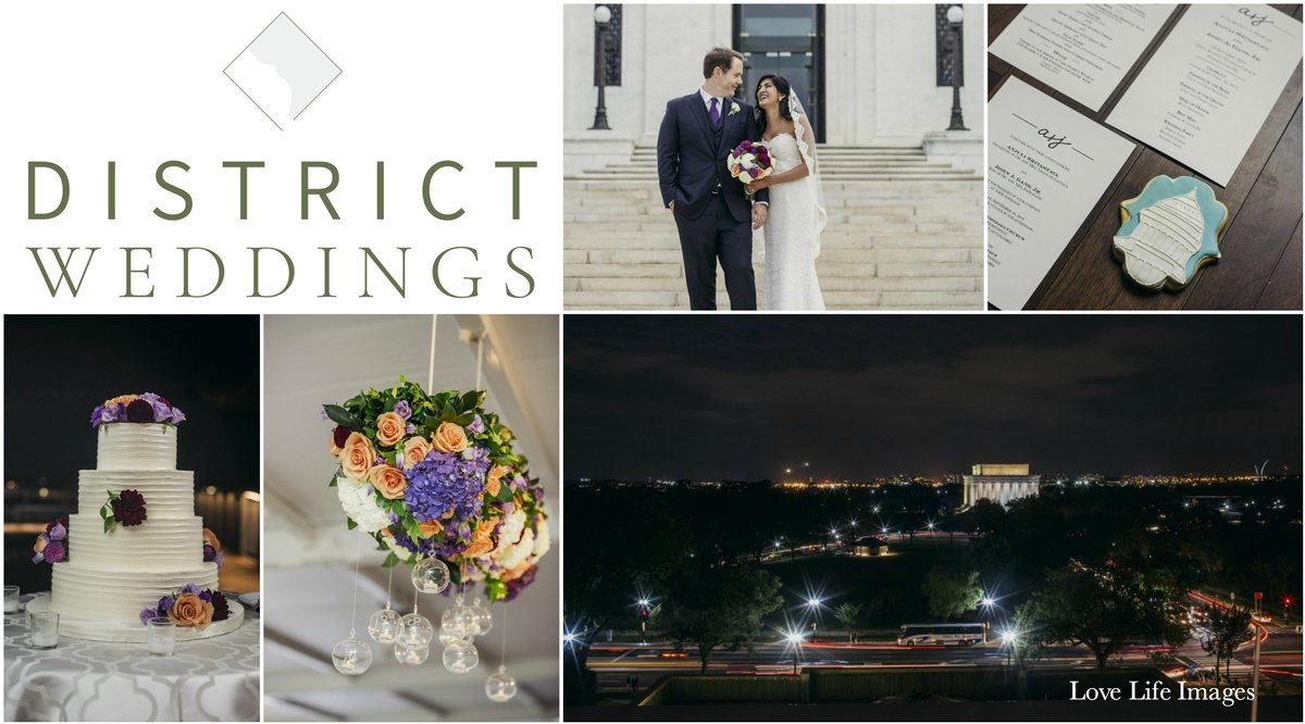 DW Potomac View Terrace wedding