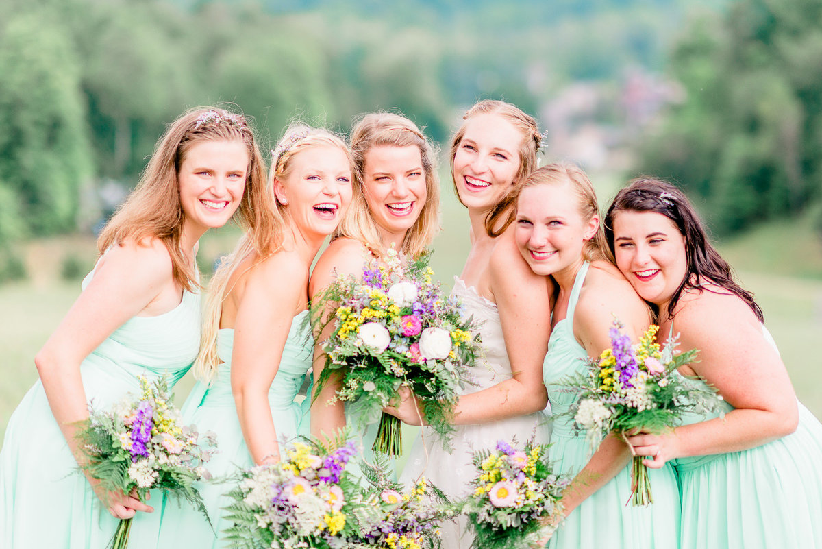 crystal mountain resort in northern michigan wedding photographers