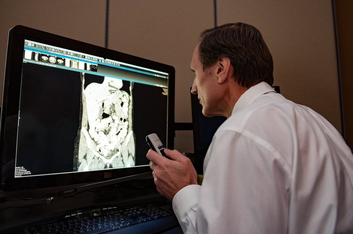 radiologist profile for publication