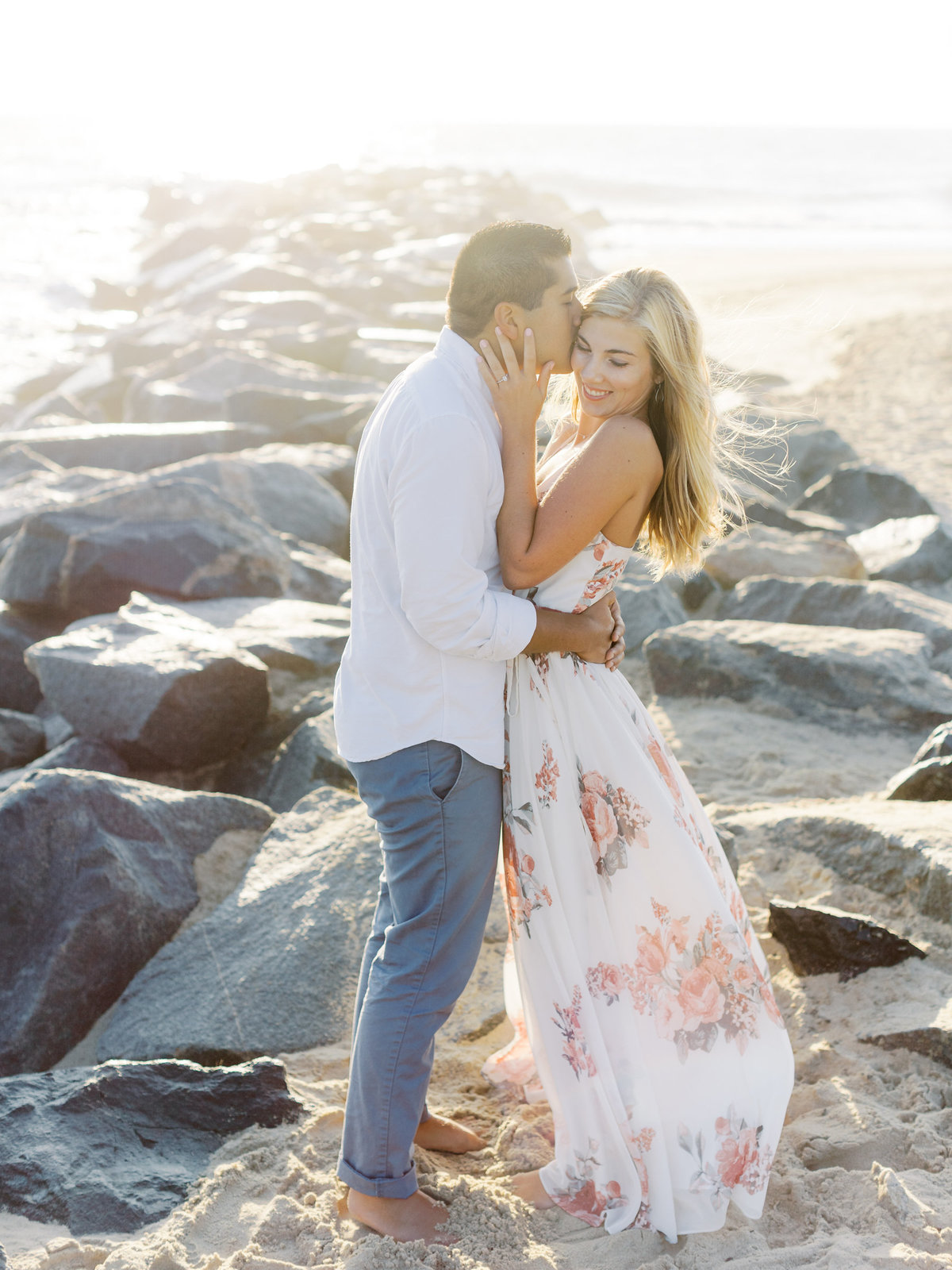 cape henlopen engagement session-8