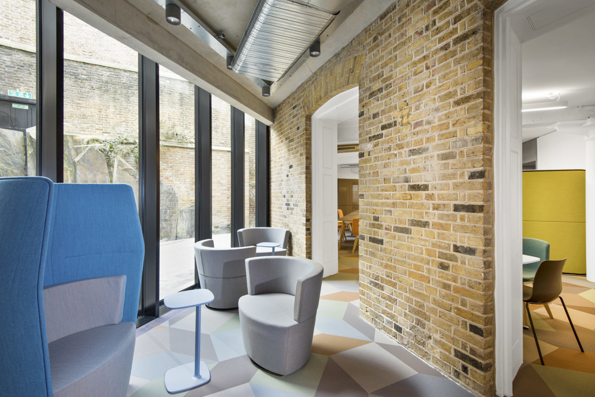 k2 office spaces design interior london