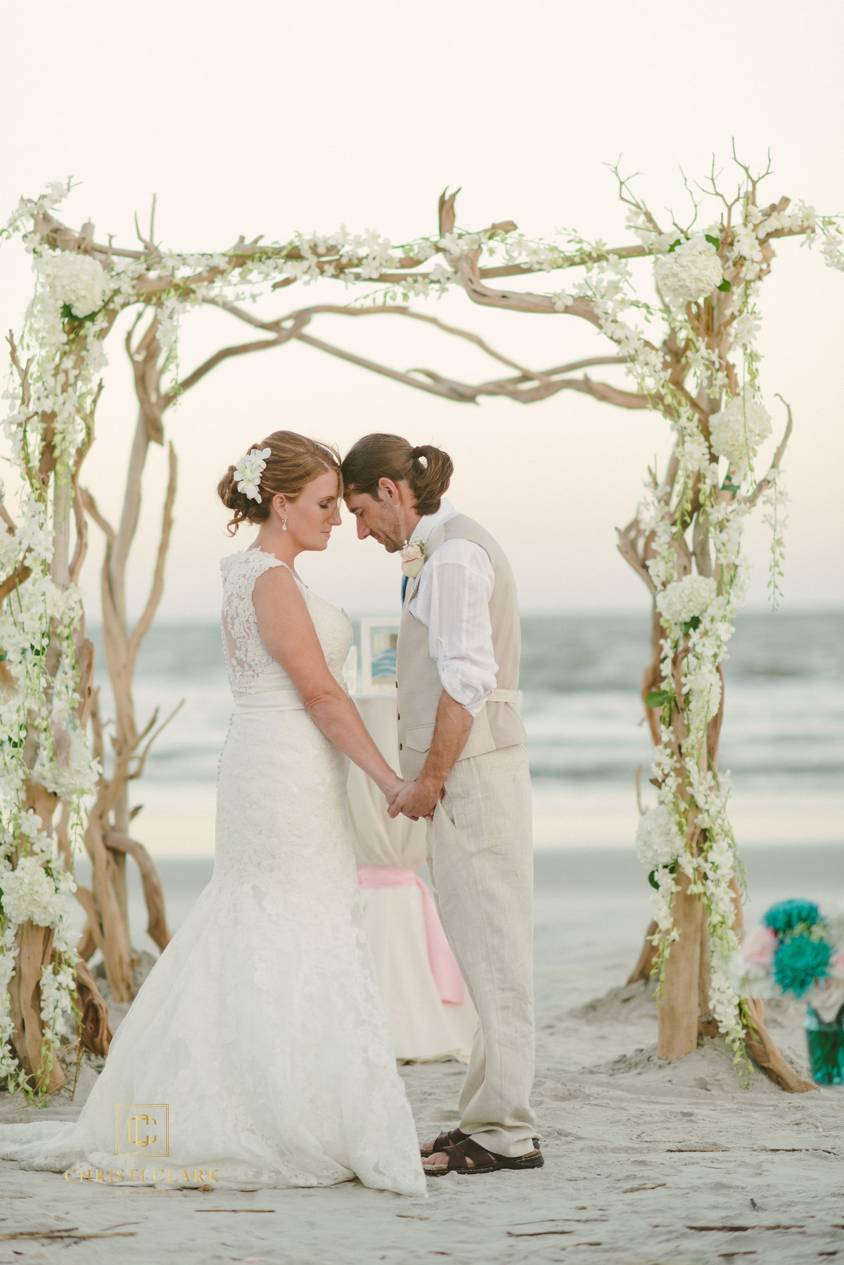 Fripp Island Wedding Photographer