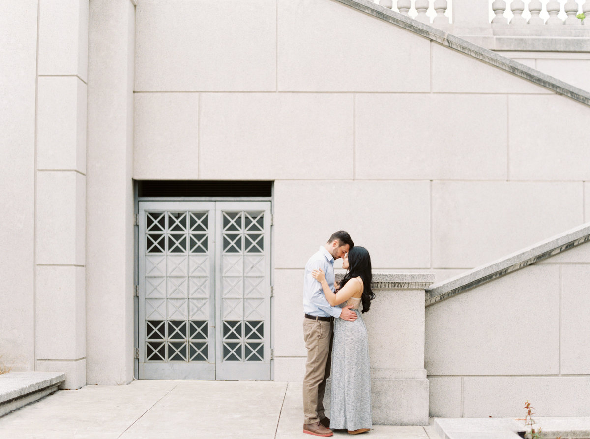 Loan + Scott University of California Berkeley Campus Engagement Session 0068