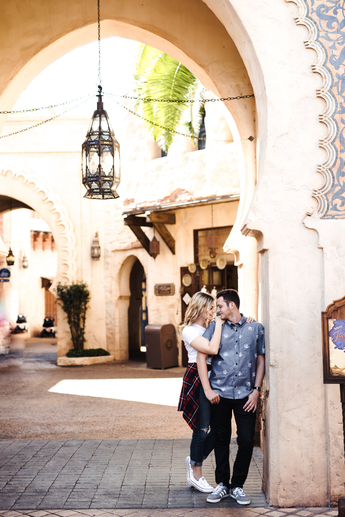 Ally & Brett's Disney Engagement Session (86 of 243)