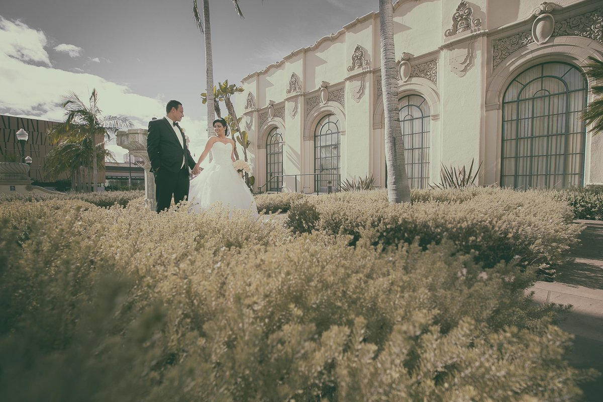 Beverly Hills Wedding Photos_