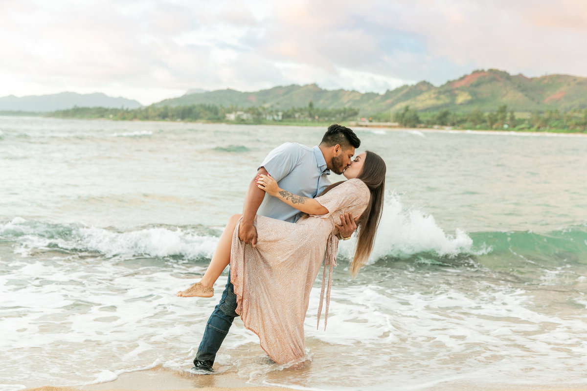 Karlie Colleen Photography - Kauai Hawaii Wedding Photography - Sydney & BJ -34