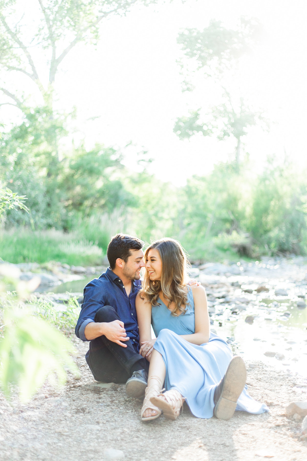 Karlie Colleen Photography - Arizona Desert Engagement - Brynne & Josh -76